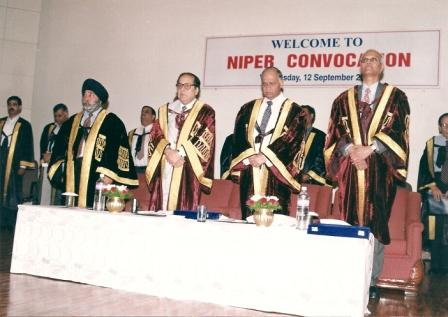 First Convocation, NIPER S.A.S. Nagar